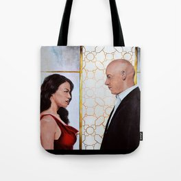 Dominiс and Letty Tote Bag