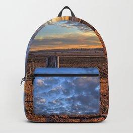 Sunset Fenceline 2 Backpack