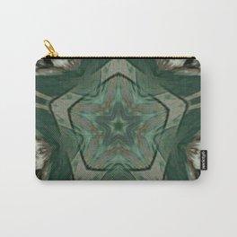 The Green Unsharp Mandala 2 Carry-All Pouch