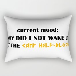 Camp Half-Blood (Percy Jackson) Rectangular Pillow