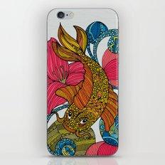 Koi Palloi iPhone & iPod Skin
