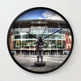 Arsenal FC Emirates Stadium London Wall Clock
