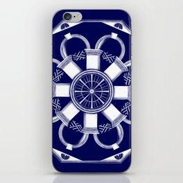 Jefferson Mandala 0001 iPhone Skin