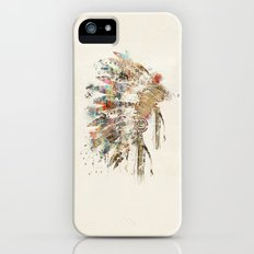 headdress Slim Case iPhone (5, 5s)
