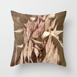 Shapash Throw Pillow