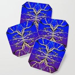 Purple Tree of Endless Haze Coaster