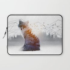 A Wilderness Within / Fox Laptop Sleeve