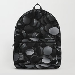 Hockey pucks Backpack