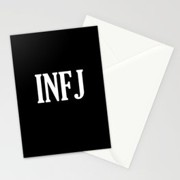INFJ Stationery Cards