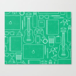 Essentials Canvas Print