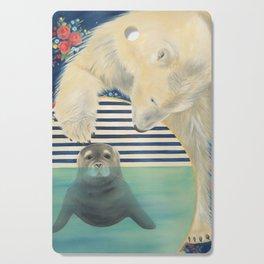 Polar Plunge Cutting Board