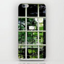 Square Windows iPhone Skin