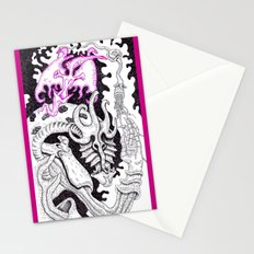 Ballpoint Amigos Stationery Cards