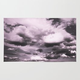 Cloudy Sky #decor #society6 Rug
