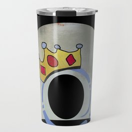 Queen Album Cover Concept Art A Day At the Races Travel Mug