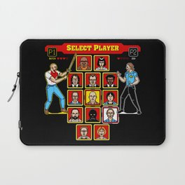 8 Bit Pulp Laptop Sleeve
