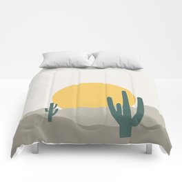 Desert Dreamin' Comforters