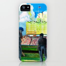 North-side Daydream iPhone Case