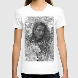 La fleur de la musique T-shirt
