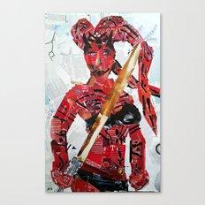 DARTH TALON Canvas Print