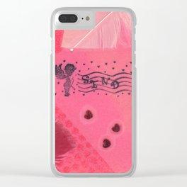 You Send Me Clear iPhone Case