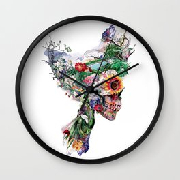 Don't Kill The Nature Wall Clock