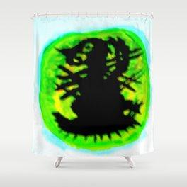 Krazy Kat Shower Curtain