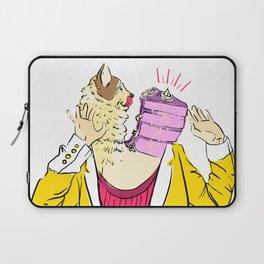 Don't eat me! Laptop Sleeve