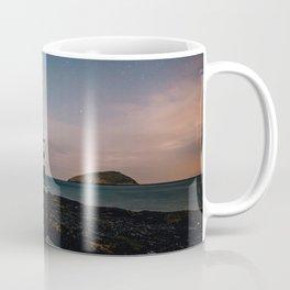 Evening Lighthouse Coffee Mug