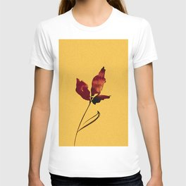 Floral Abstract No.2s by Kathy Morton Stanion T-shirt