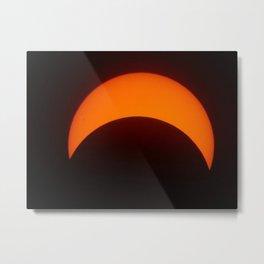 SolarEclipse Metal Print