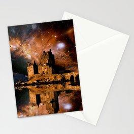 Cosmic Eilean Donan Stationery Cards