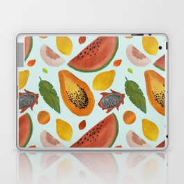 Papayas, watermelons and tropical flavours!  Laptop & iPad Skin