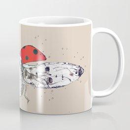 Ladybug - spread your wings Coffee Mug