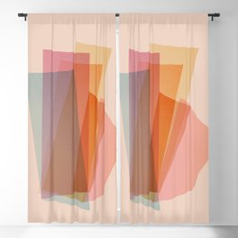Abstraction_Spectrum Blackout Curtain