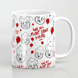 Pennywise The Cute Clown Coffee Mug