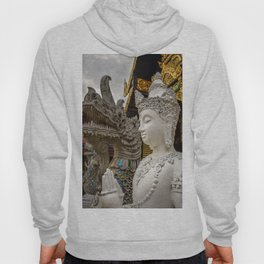Buddha Dragon in Thailand Hoody