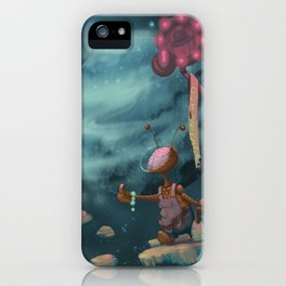 Hitching iPhone Case