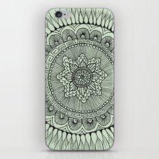 Mandala 3 iPhone & iPod Skin