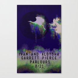 Ivan and Aloysha Canvas Print