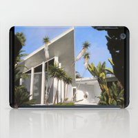 san diego iPad Cases featuring San Diego Modern Pathway by Danny Heller