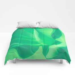 Aloe Vera Plant Comforters