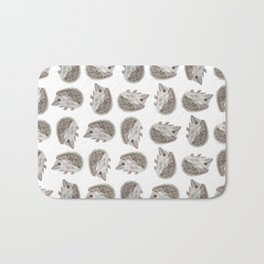 Hedgehog Jamboree Bath Mat
