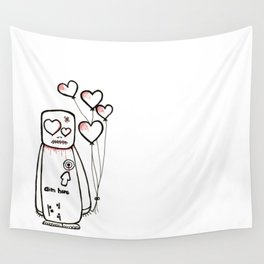 Aim Here Wall Tapestry