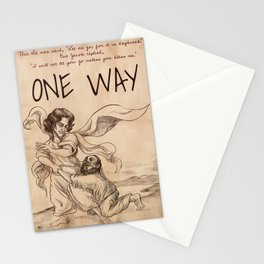 oneway, Jacob, Printable Wall Art Stationery Cards