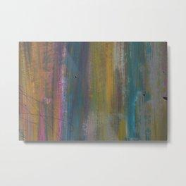 Colorful Abstract Life Metal Print