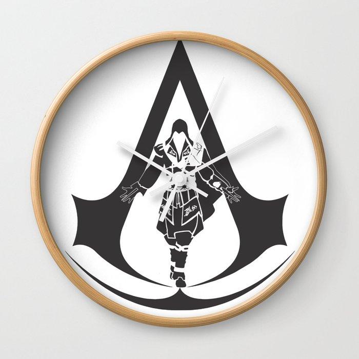 Assassins Creed Wall Clock