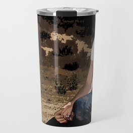 Chris Pine 8 Travel Mug