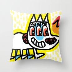 BIRITA BIZÔIO Throw Pillow