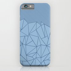 Ab Lines 45 Blues iPhone 6s Slim Case